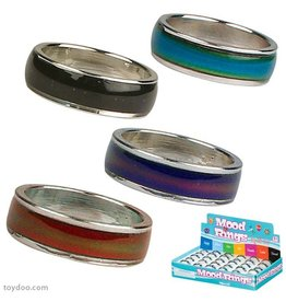 Toysmith Toysmith Mood Ring Solid Band
