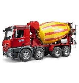 Bruder Bruder MB Actros Cement Mixer Truck