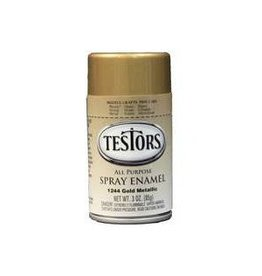 Horizon Hobby Testors Spray Enamel Gold Metallic