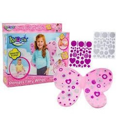 Epoch Everlasting Play DNR Kidoozie Princess Fairy Wings Toy