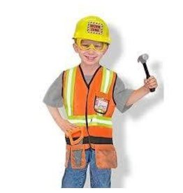 Melissa and Doug Melissa and Doug Construction Worker Dress Up 2015