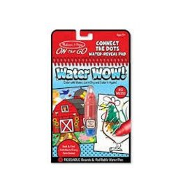Melissa and Doug Melissa and Doug On The Go Water Wow Connect the Dots 2015