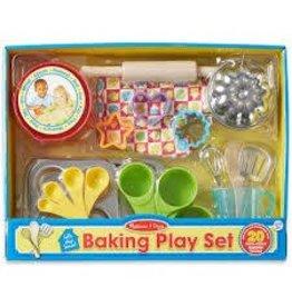 Melissa and Doug DNR Melissa and Doug Lets Play House Baking Play Set