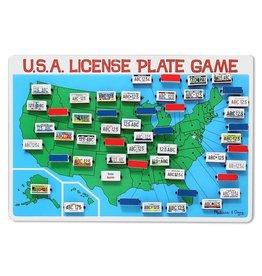 Melissa and Doug Melissa and Doug License Plate Game