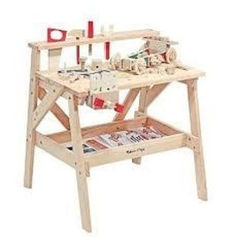 Melissa and Doug DNR Melissa and Doug Deluxe Wooden Project Workbench
