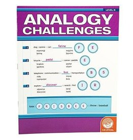 MindWare MindWare Analogy Challenges Level B