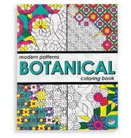 MindWare Mindware Modern Patterns Botanical Coloring Book