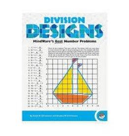 MindWare Mindware Math Mosaics Division Designs