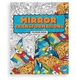MindWare Mirror Transformations Coloring Book