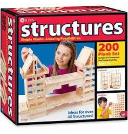 MindWare Mindware Structures 200 Piece Set