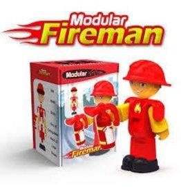 Modular Toys Modular Characters Fireman