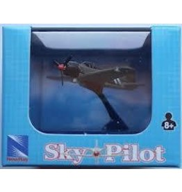 New Ray Toys Sky Pilot Die Cast Single Styles Vary