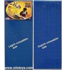 Nilo Toys Nilo Building Board Blue