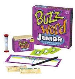 Playmonster Buzzword Jr Fun Family Word Game