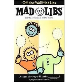 R and M Mad Libs Off the Wall