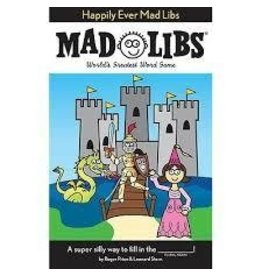 R and M Mad Libs Happily Ever