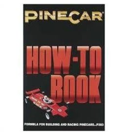 Pinecar PineCar How to Book Formula for Building and Racing
