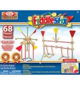Alex Poof Slinky Ideal Toys Fiddlestix 68 Piece Set
