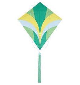 Premier Kites Green Ace Kite