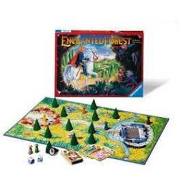 Ravensburger Ravensburger Enchanted Forest Childrens Board Game