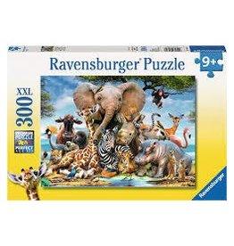 Ravensburger Ravensburger Puzzle 300 XXL Piece African Friends