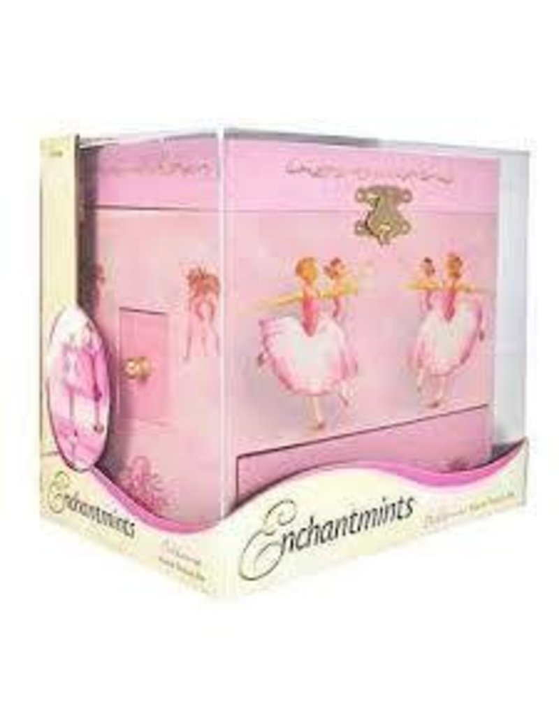 Reeves Enchantmints Ballerina Jewelry Box ToyTown