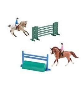 Reeves DNR Breyer Horse and Rider Single Assorted Styles
