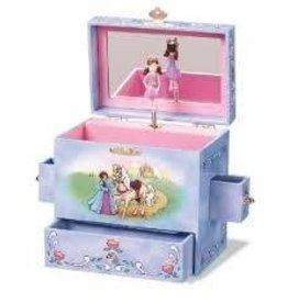 Reeves Enchantmints Fairy Tale Princess Music Box