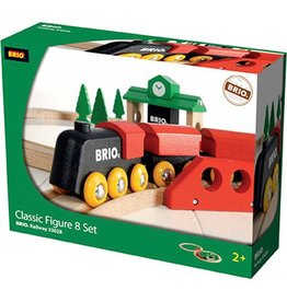 Ravensburger Brio Classic Figure 8 Wooden Train Set