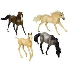 Reeves Breyer Classics Clouds Encore Gift Set Horse Toy Model