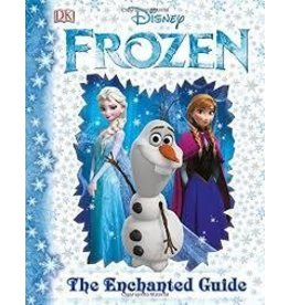 Scholastic Publishers DK Publishing Frozen Enchanted Guide