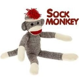 Schylling Toys Schylling Sock Monkey Plush