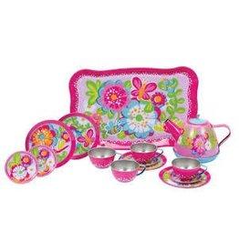 Schylling Toys Schylling Garden Party Tea Set