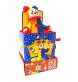 Schylling Toys Schylling Musical Jack in the Box
