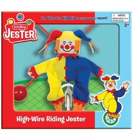 Schylling Toys DNR Schylling Balancing Jester Toy