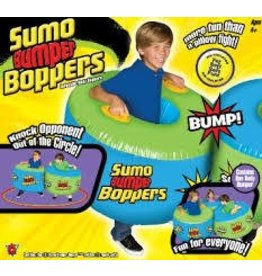 Schylling Toys Big Time Toys Sumo Bumper Boppers