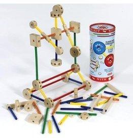 Schylling Toys Schylling Makit Toy 70 Piece Set