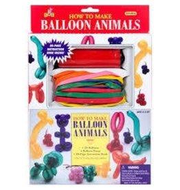 Schylling Toys How To Balloon Animals Kit