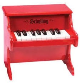 Schylling Toys Schylling Mini Red Piano
