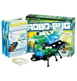 Hatchette Book Company Smart Lab Robo Bug You Build It Kit
