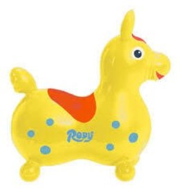 Kettler Gymnic Rody Horse Yellow