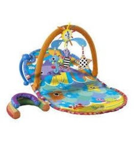 Tomy Lamaze Sit Up and See Gym Baby Infant Activity Playmat