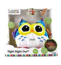 Tomy Lamaze Night Night Owl New