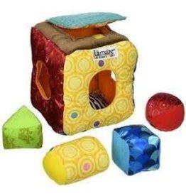 Tomy Lamaze Soft Plush Shape Sorter Infant Development Toy