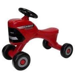Tomy Ertl Case IH Farmall Tot Tractor Ride On Toy Display Model
