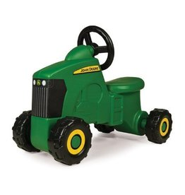 Tomy ERTL John Deere Sit N Scoot Ride On Tractor Push Toy
