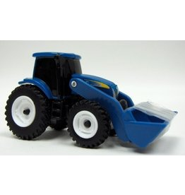 Tomy ERTL Toys New Holland Tractor with Loader 3 Inch