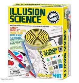 Toysmith 4M Illusion Science