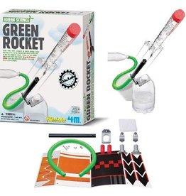 Toysmith 4M Green Science Green Rocket