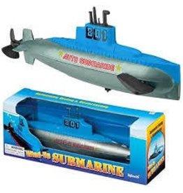 Toysmith Classic Wind Up Submarine
